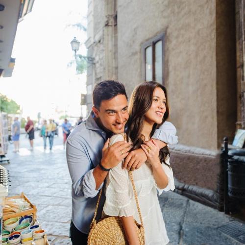 Alasan Raisa enggan menggaet sang suami jadi model video klip. (Foto: Instagram/@raisa6690)