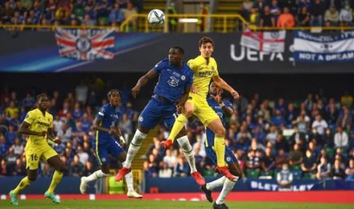 Laga Chelsea vs Villarreal