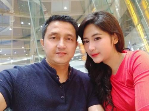 Ricky Subagja dan istrinya (Foto: Instagram/@rickysoebagja)