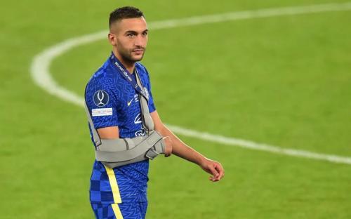 Hakim Ziyech. (Foto: UEFA)