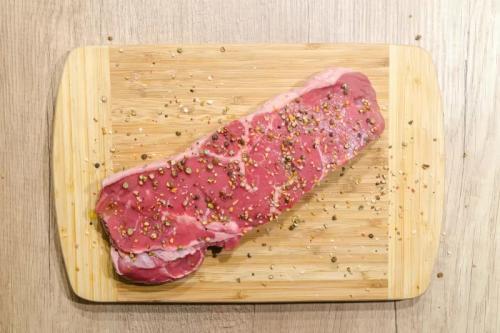 Ilustrasi daging steak. (Foto: Pexels)