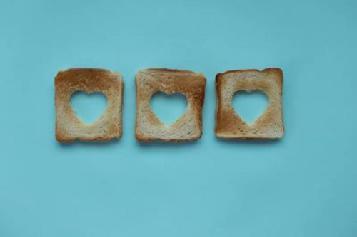 Ilustrasi kaya toast atau roti kaya bakar. (Foto: Pexels)
