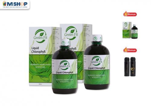 Green Fit Chlorophyll. (Foto: eMShop)
