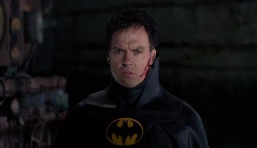 Michael Keaton sebagai Batman