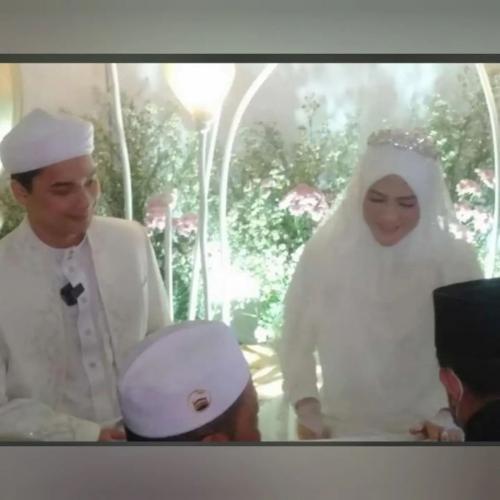Alvin Faiz dan Henny Yulia Rahman