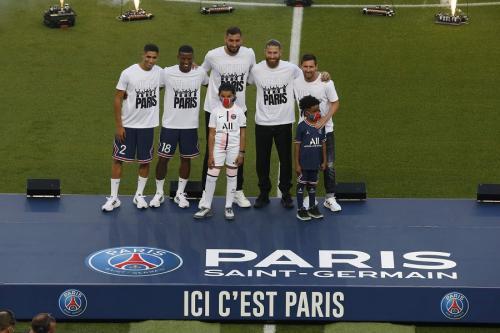 Pemain bintang yang sukses didatangkan PSG di musim panas 2021