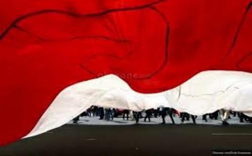 Bendera. (Foto: Okezone)