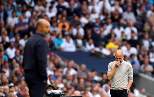 Nuno Espirito vs Guardiola