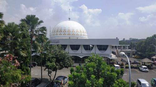 Masjid Sabililah Malang. (Foto: Avirista Midaada/Okezone)