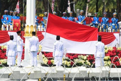 Bendera Merah Putih Foto: BPMI Setpres