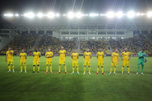 Dinamo Zagreb kalah (Foto: Twitter/gnkdinamo)