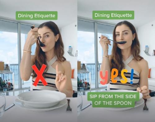 Etika Makan