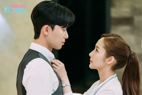 Drama What's Wrong with Secretary Kim. (Foto: tvN)