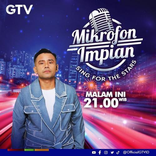 Program Mikrofon Impian malam ini akan kedatangan Judika Sihotang. (Foto: GTV)