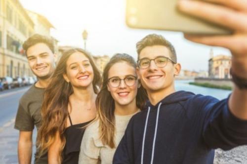 Selfie. (Foto: Shutterstock)