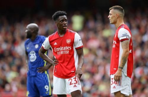 Laga Arsenal vs Chelsea