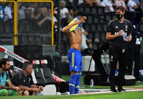 Cristiano Ronaldo dicadangkan dalam laga Udinese vs Juventus