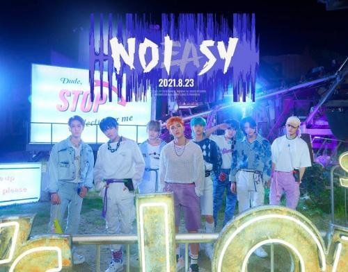 Album NOEASY dari Stray Kids dominasi chart iTunes Top Albums di 40 negara. (Foto: JYP Entertainment)