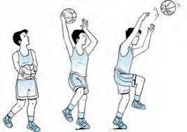 9 macam passing dalam permainan bola basket hook pass