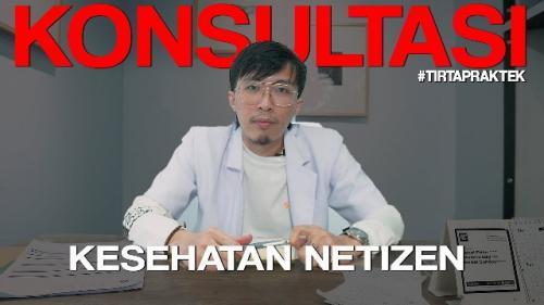 Dokter Tirta Mandira Hudi. (Foto: YouTube Tirta PengPengPeng)