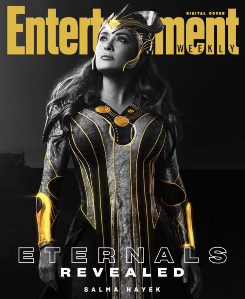 Salma Hayek. (Foto: Entertainment Weekly)