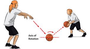9 macam passing dalam permainan bola basket bounce pass