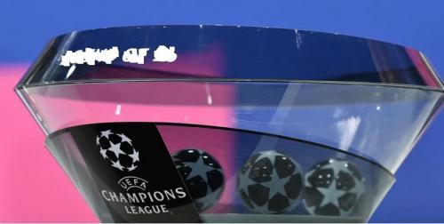 Jadwal Drawing Liga Champions