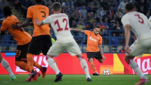 Shakhtar Donetsk vs AS Monaco