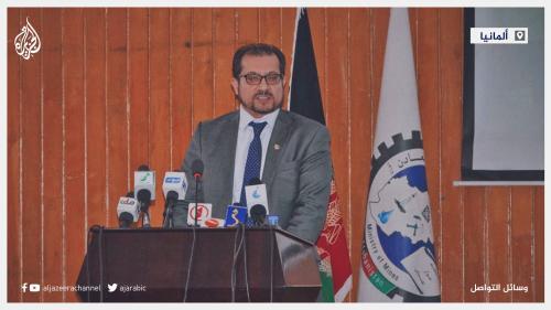 Mantan Menteri Komunikasi Afghanistan