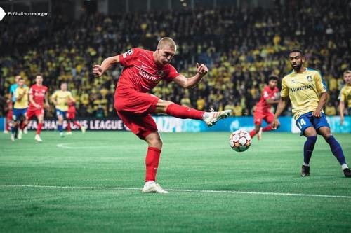 RB Salzburg vs Brondby