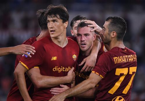 AS Roma (Foto: Reuters)