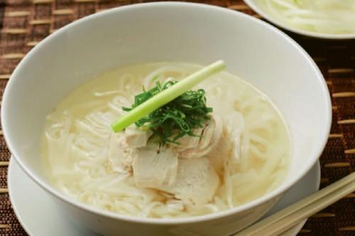 Pho Ga makanan sehat asal Vietnam. (Foto: Antara)