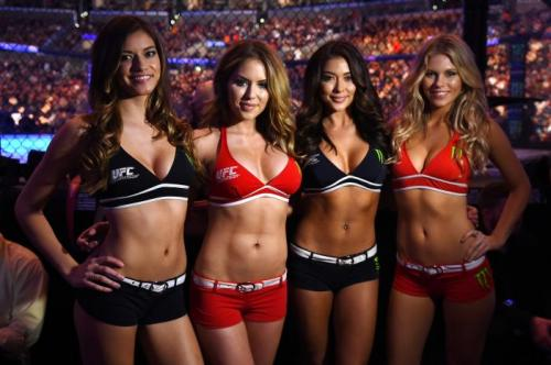 Gadis ring UFC
