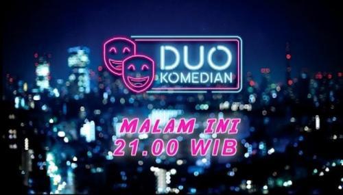 Duo Komedian GTV. (Foto: MNC Media)