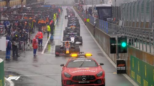 F1 GP Belgia 2021