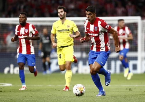 Atletico Madrid vs Villarreal