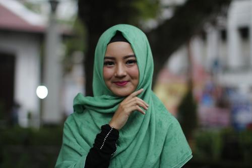 Hijab pashmina. (Foto: Pixabay)