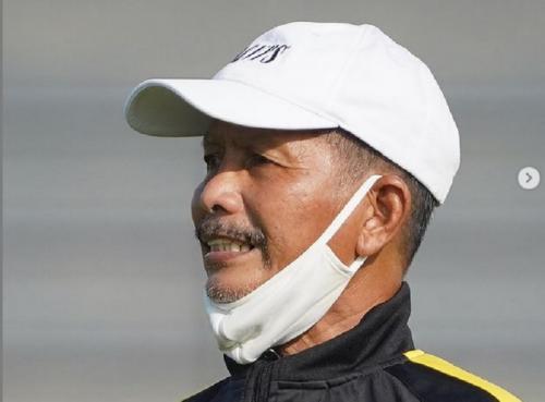 Pelatih Barito Putera Djajang Nurdjaman (Foto: Instagram/@psbaritoputeraofficial)