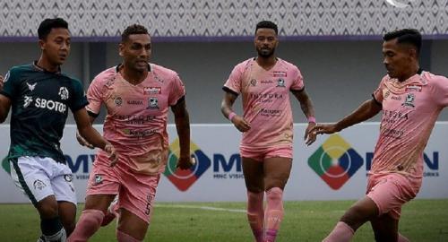 PS Tira-Persikabo vs Madura United