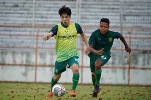 Para pemain Persebaya Surabaya