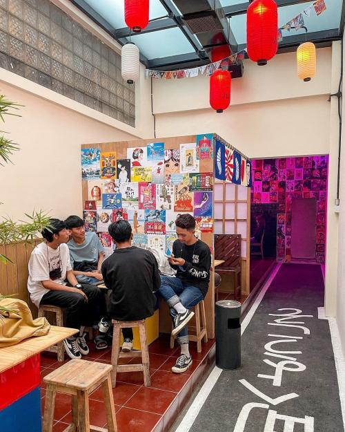Kafe ala Jepang di Malang
