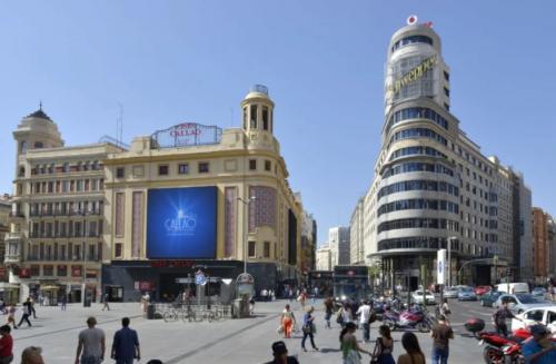 Callao Square, Madrid