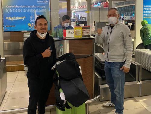 Feri Satriyadi dan Edy Hartono (Foto: MNC Media)