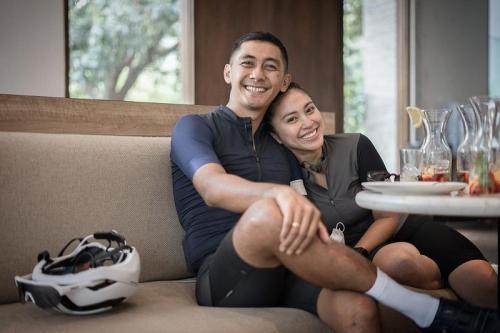 Kenang Mirdad mengaku kaget digugat cerai sang istri, Tyna Kanna. (Foto: Instagram/@kenangmirdad)