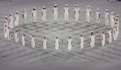 Penutupan Paralimpiade Tokyo 2020