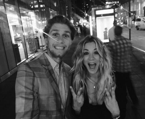 Kaley Cuoco dan Karl Cook memutuskan untuk bercerai. (Foto: Instagram/@kaleycuoco)