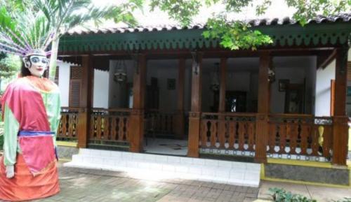 Kampung Betawi di Setu Babakan, Jagakarsa, Jaksel