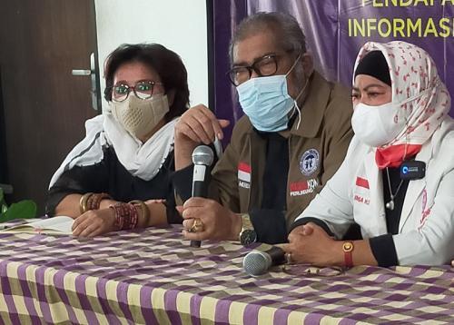 Komnas PA mendukung aksi boikot terhadap Saipul Jamil. (Foto: MNC Portal Indonesia/Melati)