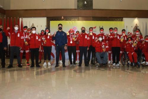 Para atlet Indonesia di Paralimpiade Tokyo 2020