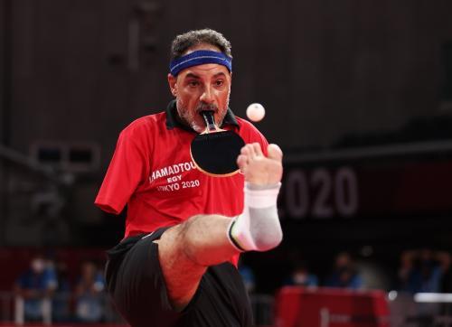Ibrahim Hamdtou (Foto: Reuters)